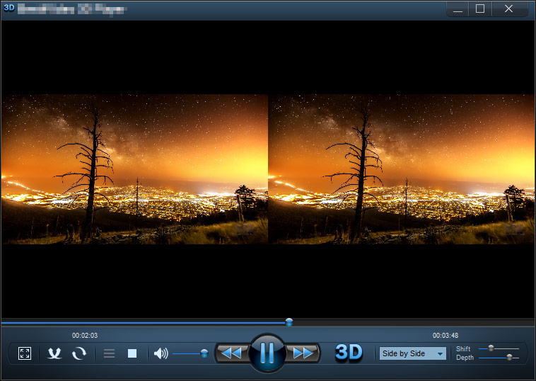 3d video player best4video for 3d freeware