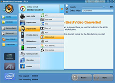 Screen Audio Converter
