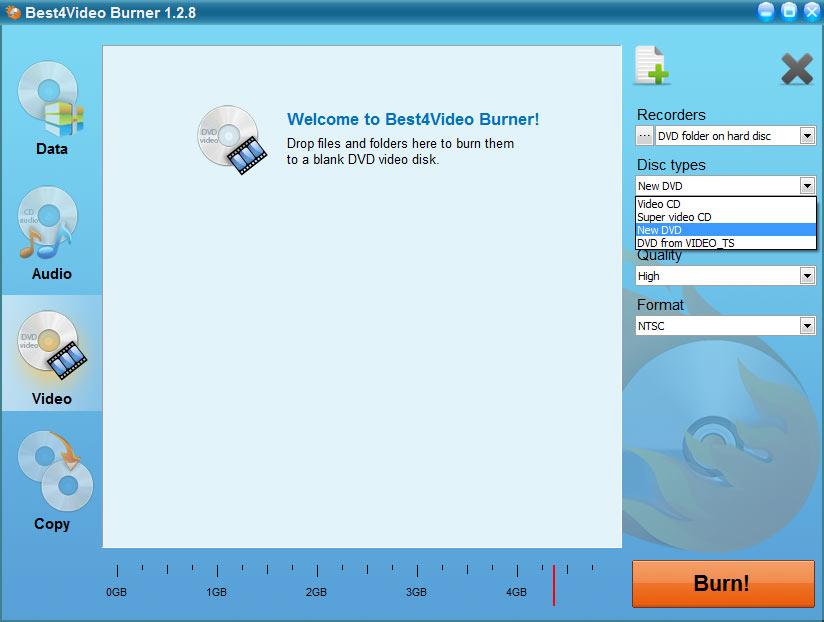 Smart Dvd Cd Burner V3.0.94 Crack, Serial & Keygen