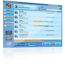 Screen iPad Converter
