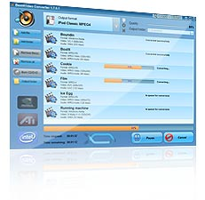 Screen iPod Converter
