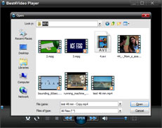 Screen Media Player