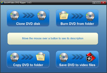 DVD Ripper - the easiest way to rip DVD on Windows PC